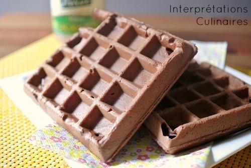 cocoa waffle
