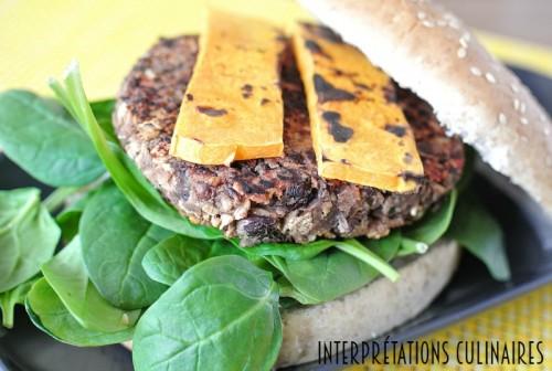 burger azuki